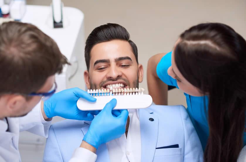 porselen diş fiyatları 2021