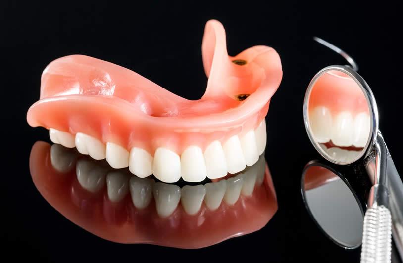 protez diş nasıl yapılır