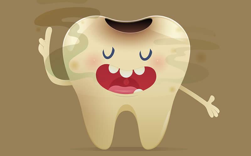 Diş bakımın ihmal edilmesi