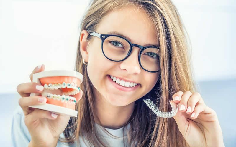 diş teli türleri