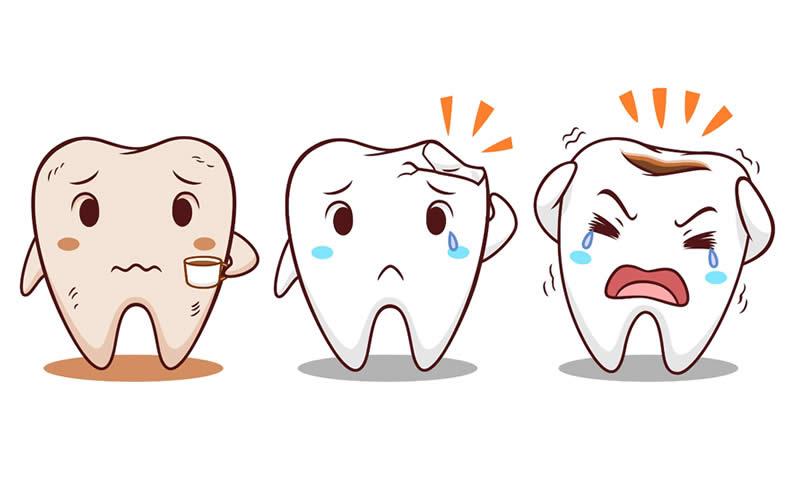 diş çürümesinin belirtileri neler