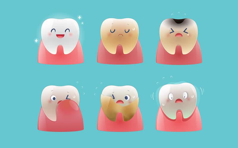 diş minesi aşınması belirtileri