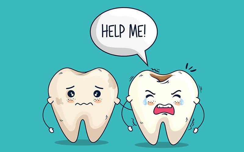 geçmeyen diş sızlaması
